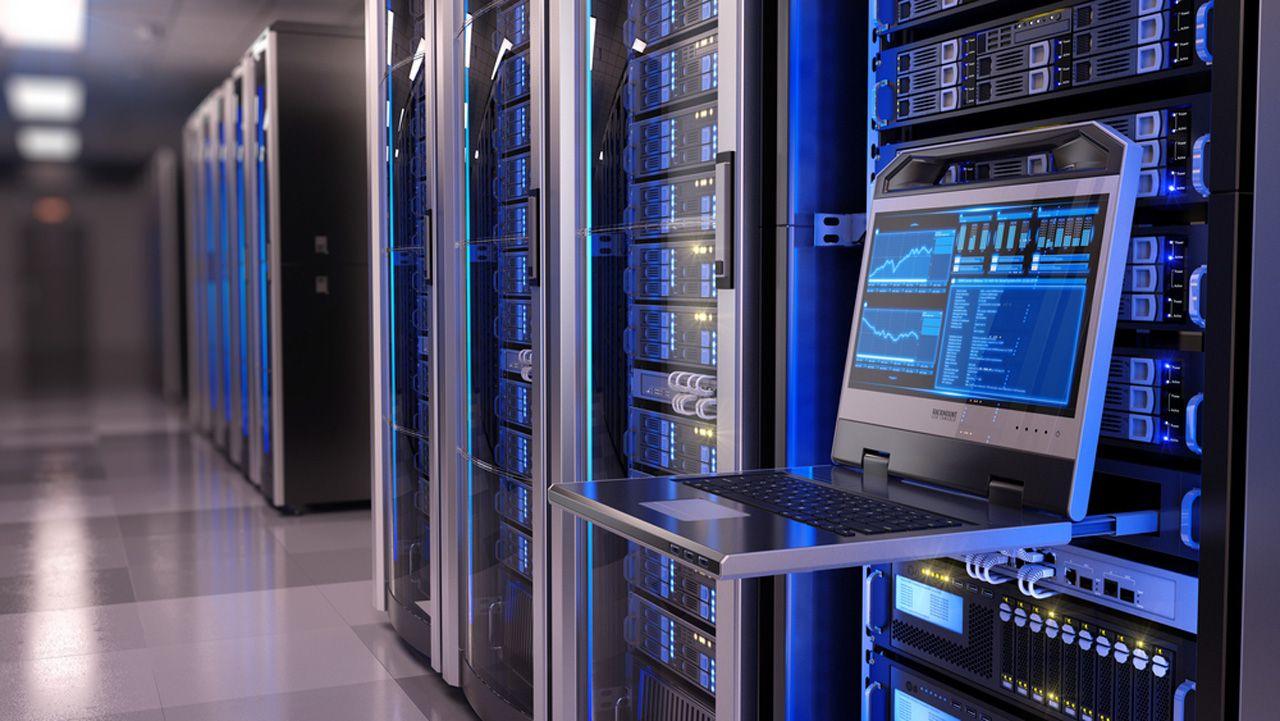 Servicio de hosting web